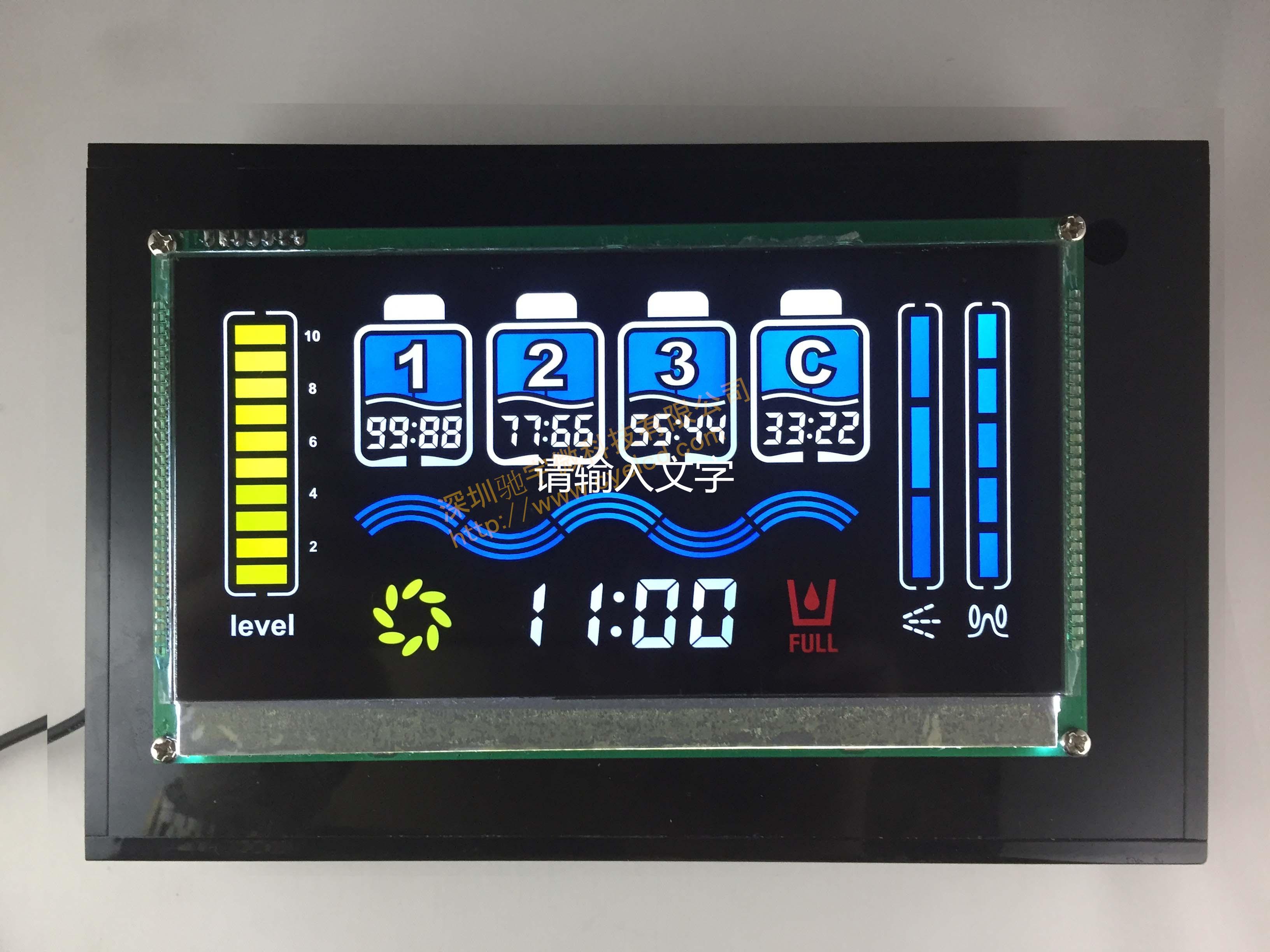 如何区分真彩与假彩LCD液晶屏?