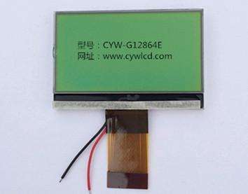 CYW-G12864液晶屏引脚中英文对照及中文意思
