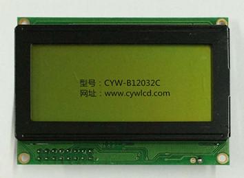 2.7寸CYW-B12032C点阵液晶屏