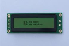 2002液晶屏模块