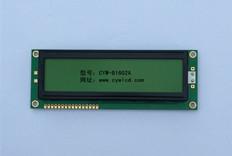 3.9寸CYW-B1601B字符液晶屏