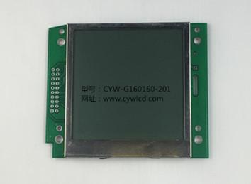 2.8寸CYW-G160160-201COG液晶屏