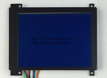 3.8寸CYW-G320240-201COG液晶屏