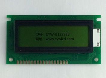 2.5寸CYW-B12232B点阵液晶屏
