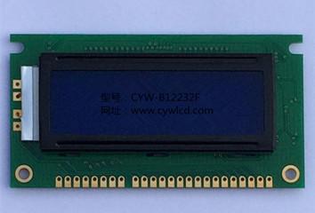 2.5寸CYW-B12232F液晶模组