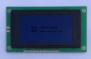 3.3寸CYW-B12864A点阵液晶屏