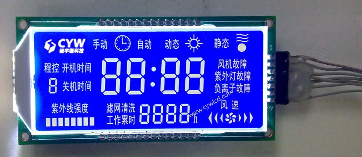 STN段码液晶屏