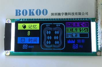 VA彩色段码液晶屏