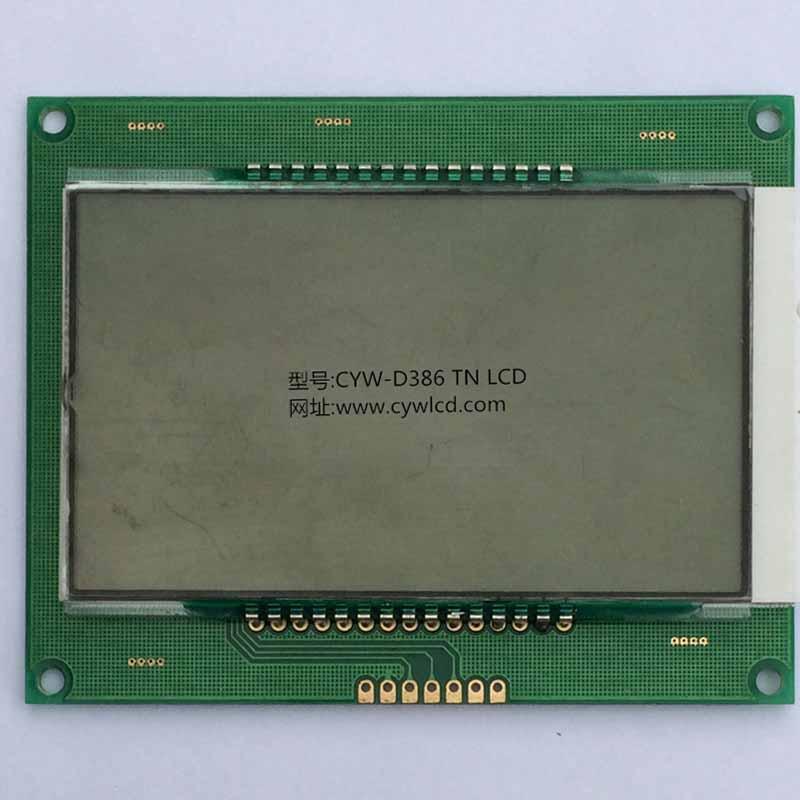 CYW-D386段码液晶屏